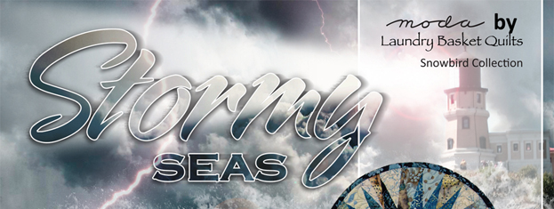 Stormy Seas Banner